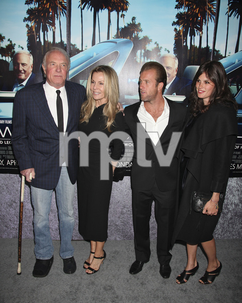 """His Way"" Premiere James Caan, Scott Caan 3-22-2011 / HBO / Paramount Theater / Hollywood CA / Photo by Imeh Akpanudosen - Image 24043_0051"