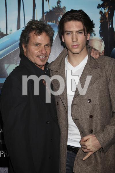 """His Way"" Premiere Martin Kove 3-22-2011 / HBO / Paramount Theater / Hollywood CA / Photo by Imeh Akpanudosen - Image 24043_0064"