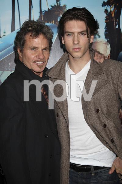 """His Way"" Premiere Martin Kove 3-22-2011 / HBO / Paramount Theater / Hollywood CA / Photo by Imeh Akpanudosen - Image 24043_0065"