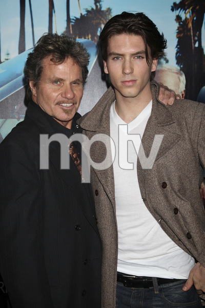 """His Way"" Premiere Martin Kove 3-22-2011 / HBO / Paramount Theater / Hollywood CA / Photo by Imeh Akpanudosen - Image 24043_0065"