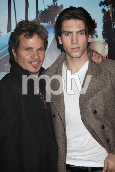 """His Way"" Premiere Martin Kove 3-22-2011 / HBO / Paramount Theater / Hollywood CA / Photo by Imeh Akpanudosen - Image 24043_0066"