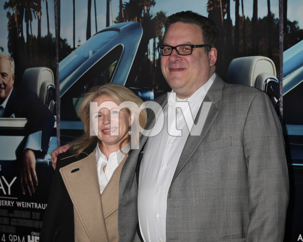 """His Way"" Premiere Jeff Garlin 3-22-2011 / HBO / Paramount Theater / Hollywood CA / Photo by Imeh Akpanudosen - Image 24043_0081"