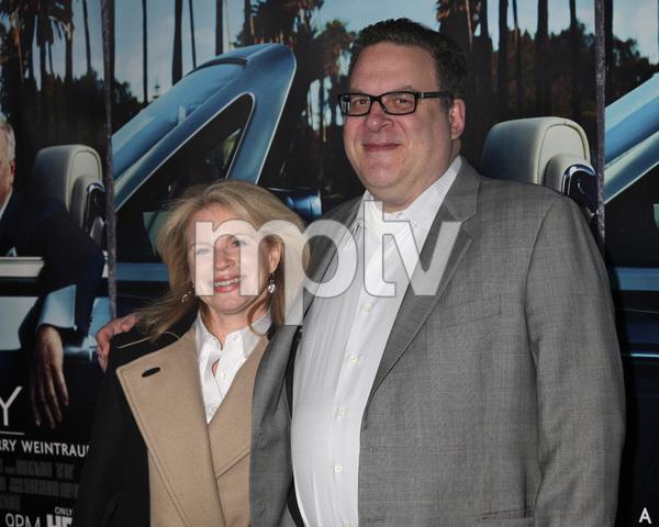 """His Way"" Premiere Jeff Garlin 3-22-2011 / HBO / Paramount Theater / Hollywood CA / Photo by Imeh Akpanudosen - Image 24043_0082"