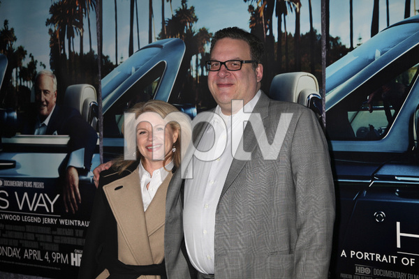 """His Way"" Premiere Jeff Garlin 3-22-2011 / HBO / Paramount Theater / Hollywood CA / Photo by Imeh Akpanudosen - Image 24043_0083"