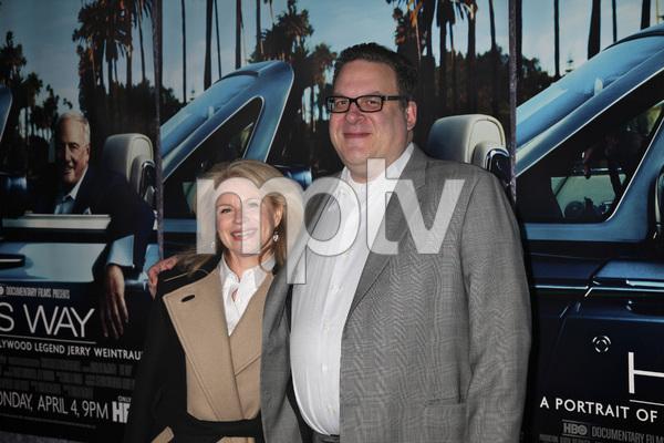 """His Way"" Premiere Jeff Garlin 3-22-2011 / HBO / Paramount Theater / Hollywood CA / Photo by Imeh Akpanudosen - Image 24043_0083"