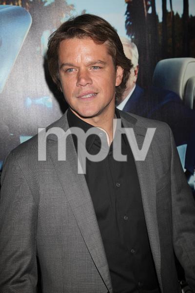 """His Way"" Premiere Matt Damon 3-22-2011 / HBO / Paramount Theater / Hollywood CA / Photo by Imeh Akpanudosen - Image 24043_0109"