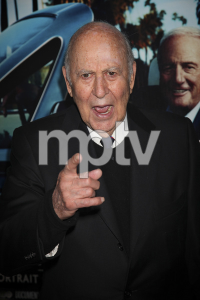 """""""His Way"""" Premiere Carl Reiner 3-22-2011 / HBO / Paramount Theater / Hollywood CA / Photo by Imeh Akpanudosen - Image 24043_0182"""