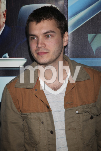 """His Way"" Premiere Emile Hirsch 3-22-2011 / HBO / Paramount Theater / Hollywood CA / Photo by Imeh Akpanudosen - Image 24043_0229"