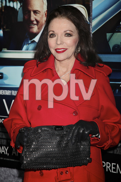 """""""His Way"""" Premiere Joan Collins 3-22-2011 / HBO / Paramount Theater / Hollywood CA / Photo by Imeh Akpanudosen - Image 24043_0230"""