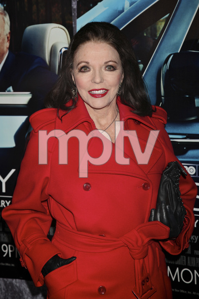 """His Way"" Premiere Joan Collins 3-22-2011 / HBO / Paramount Theater / Hollywood CA / Photo by Imeh Akpanudosen - Image 24043_0233"