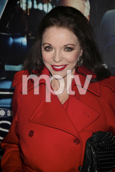 """His Way"" Premiere Joan Collins 3-22-2011 / HBO / Paramount Theater / Hollywood CA / Photo by Imeh Akpanudosen - Image 24043_0236"