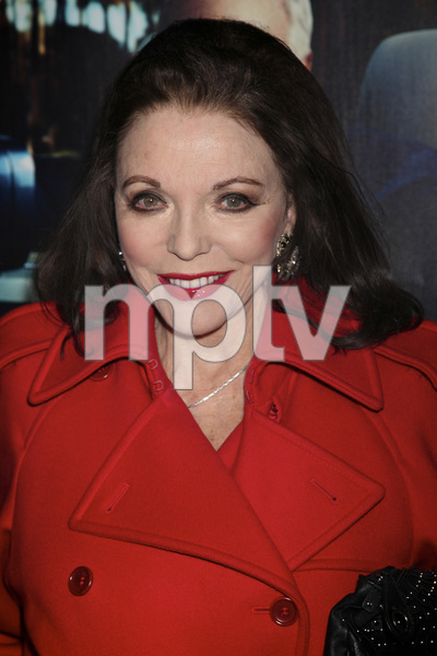 """""""His Way"""" Premiere Joan Collins 3-22-2011 / HBO / Paramount Theater / Hollywood CA / Photo by Imeh Akpanudosen - Image 24043_0237"""