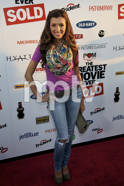 """The Greatest Movie Ever Sold"" Premiere India De Beaufort4-20-2011 / ArcLight Cinemas / Hollywood CA / Sony Pictures Classics / Photo by Imeh Akpanudosen - Image 24045_0057"