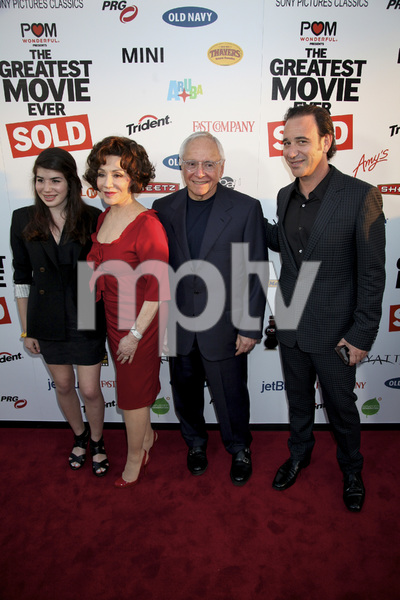"""""""The Greatest Movie Ever Sold"""" Premiere Lynda Resnick, Stewart Resnick4-20-2011 / ArcLight Cinemas / Hollywood CA / Sony Pictures Classics / Photo by Imeh Akpanudosen - Image 24045_0073"""