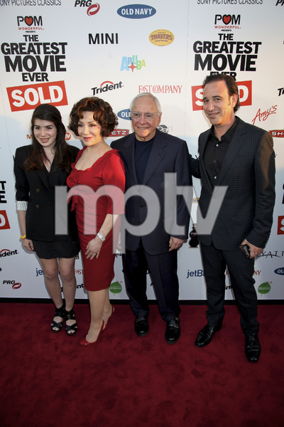 """""""The Greatest Movie Ever Sold"""" Premiere Lynda Resnick, Stewart Resnick4-20-2011 / ArcLight Cinemas / Hollywood CA / Sony Pictures Classics / Photo by Imeh Akpanudosen - Image 24045_0074"""