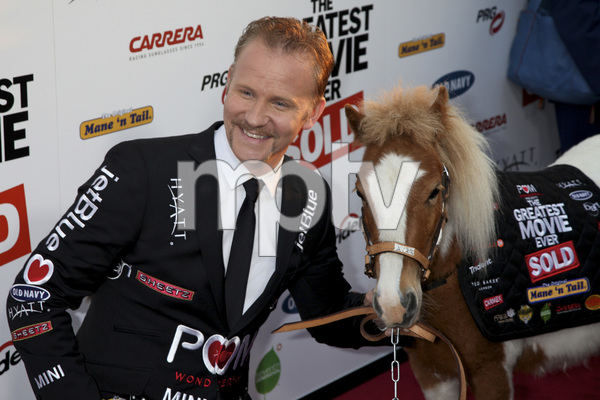 """""""The Greatest Movie Ever Sold"""" Premiere Morgan Spurlock4-20-2011 / ArcLight Cinemas / Hollywood CA / Sony Pictures Classics / Photo by Imeh Akpanudosen - Image 24045_0080"""