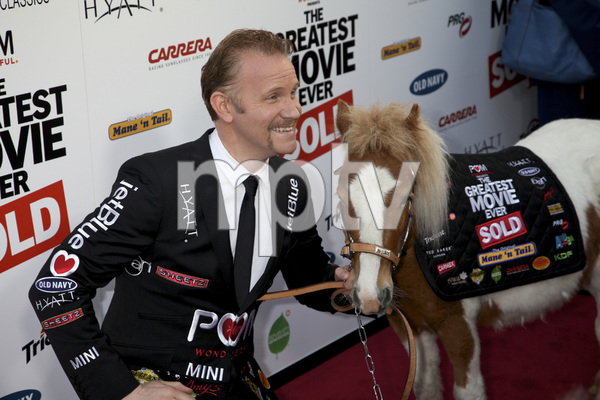 """""""The Greatest Movie Ever Sold"""" Premiere Morgan Spurlock4-20-2011 / ArcLight Cinemas / Hollywood CA / Sony Pictures Classics / Photo by Imeh Akpanudosen - Image 24045_0082"""