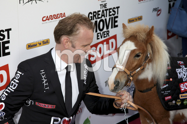 """The Greatest Movie Ever Sold"" Premiere Morgan Spurlock4-20-2011 / ArcLight Cinemas / Hollywood CA / Sony Pictures Classics / Photo by Imeh Akpanudosen - Image 24045_0083"