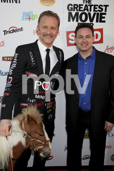 """""""The Greatest Movie Ever Sold"""" Premiere Morgan Spurlock4-20-2011 / ArcLight Cinemas / Hollywood CA / Sony Pictures Classics / Photo by Imeh Akpanudosen - Image 24045_0092"""