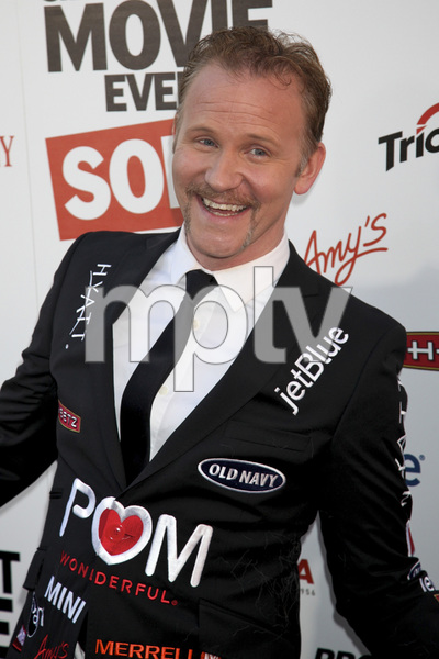 """The Greatest Movie Ever Sold"" Premiere Morgan Spurlock4-20-2011 / ArcLight Cinemas / Hollywood CA / Sony Pictures Classics / Photo by Imeh Akpanudosen - Image 24045_0102"