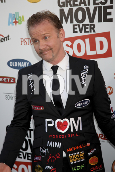 """The Greatest Movie Ever Sold"" Premiere Morgan Spurlock4-20-2011 / ArcLight Cinemas / Hollywood CA / Sony Pictures Classics / Photo by Imeh Akpanudosen - Image 24045_0103"