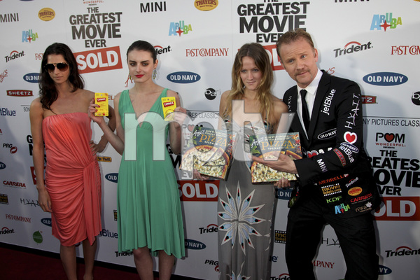 """The Greatest Movie Ever Sold"" Premiere Morgan Spurlock4-20-2011 / ArcLight Cinemas / Hollywood CA / Sony Pictures Classics / Photo by Imeh Akpanudosen - Image 24045_0108"