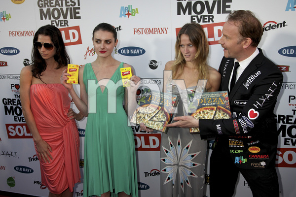 """The Greatest Movie Ever Sold"" Premiere Morgan Spurlock4-20-2011 / ArcLight Cinemas / Hollywood CA / Sony Pictures Classics / Photo by Imeh Akpanudosen - Image 24045_0111"