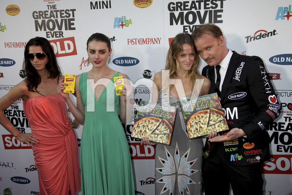 """""""The Greatest Movie Ever Sold"""" Premiere Morgan Spurlock4-20-2011 / ArcLight Cinemas / Hollywood CA / Sony Pictures Classics / Photo by Imeh Akpanudosen - Image 24045_0112"""