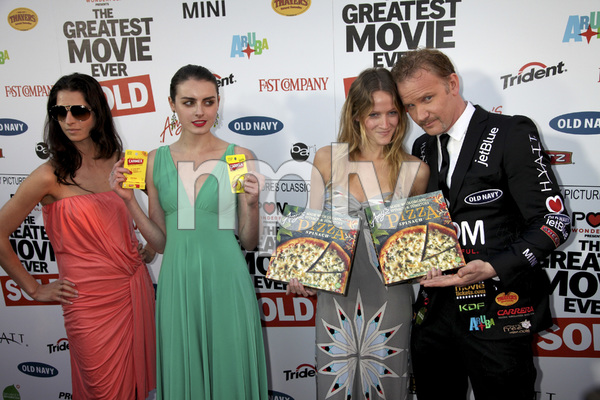 """""""The Greatest Movie Ever Sold"""" Premiere Morgan Spurlock4-20-2011 / ArcLight Cinemas / Hollywood CA / Sony Pictures Classics / Photo by Imeh Akpanudosen - Image 24045_0113"""