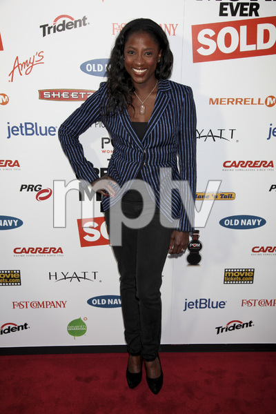 """""""The Greatest Movie Ever Sold"""" Premiere Rutina Wesly4-20-2011 / ArcLight Cinemas / Hollywood CA / Sony Pictures Classics / Photo by Imeh Akpanudosen - Image 24045_0131"""