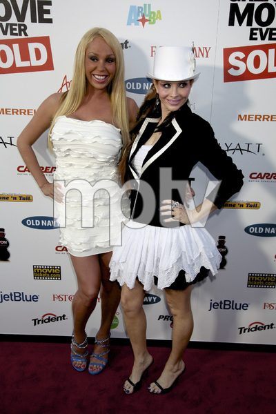 """""""The Greatest Movie Ever Sold"""" Premiere Mary Carey, Phoebe Price4-20-2011 / ArcLight Cinemas / Hollywood CA / Sony Pictures Classics / Photo by Imeh Akpanudosen - Image 24045_0165"""