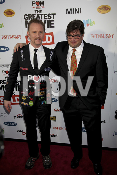 """""""The Greatest Movie Ever Sold"""" Premiere Morgan Spurlock4-20-2011 / ArcLight Cinemas / Hollywood CA / Sony Pictures Classics / Photo by Imeh Akpanudosen - Image 24045_0186"""