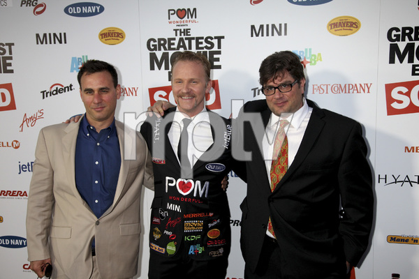 """""""The Greatest Movie Ever Sold"""" Premiere Morgan Spurlock4-20-2011 / ArcLight Cinemas / Hollywood CA / Sony Pictures Classics / Photo by Imeh Akpanudosen - Image 24045_0187"""