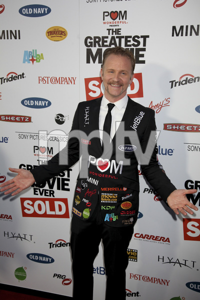 """The Greatest Movie Ever Sold"" Premiere Morgan Spurlock4-20-2011 / ArcLight Cinemas / Hollywood CA / Sony Pictures Classics / Photo by Imeh Akpanudosen - Image 24045_0191"