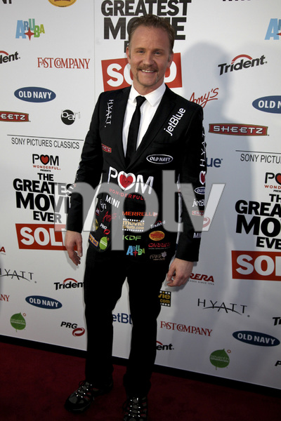 """The Greatest Movie Ever Sold"" Premiere Morgan Spurlock4-20-2011 / ArcLight Cinemas / Hollywood CA / Sony Pictures Classics / Photo by Imeh Akpanudosen - Image 24045_0193"