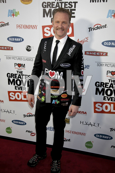 """""""The Greatest Movie Ever Sold"""" Premiere Morgan Spurlock4-20-2011 / ArcLight Cinemas / Hollywood CA / Sony Pictures Classics / Photo by Imeh Akpanudosen - Image 24045_0194"""