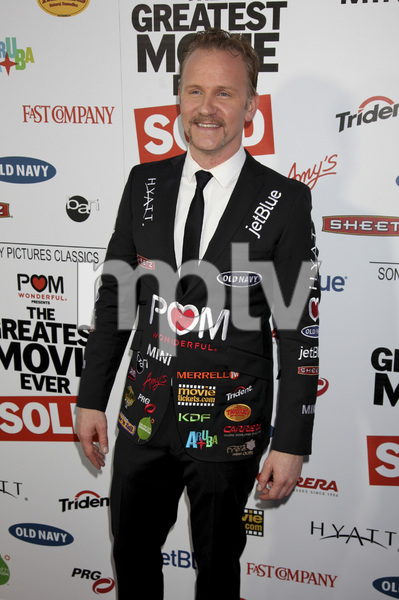 """The Greatest Movie Ever Sold"" Premiere Morgan Spurlock4-20-2011 / ArcLight Cinemas / Hollywood CA / Sony Pictures Classics / Photo by Imeh Akpanudosen - Image 24045_0195"