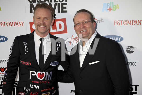 """The Greatest Movie Ever Sold"" Premiere Morgan Spurlock4-20-2011 / ArcLight Cinemas / Hollywood CA / Sony Pictures Classics / Photo by Imeh Akpanudosen - Image 24045_0207"