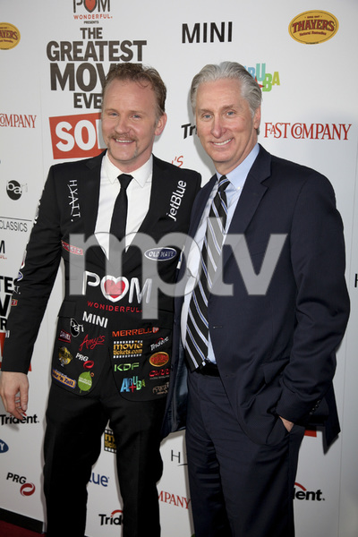 """The Greatest Movie Ever Sold"" Premiere Morgan Spurlock4-20-2011 / ArcLight Cinemas / Hollywood CA / Sony Pictures Classics / Photo by Imeh Akpanudosen - Image 24045_0208"