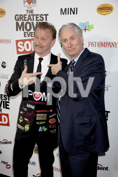 """""""The Greatest Movie Ever Sold"""" Premiere Morgan Spurlock4-20-2011 / ArcLight Cinemas / Hollywood CA / Sony Pictures Classics / Photo by Imeh Akpanudosen - Image 24045_0213"""