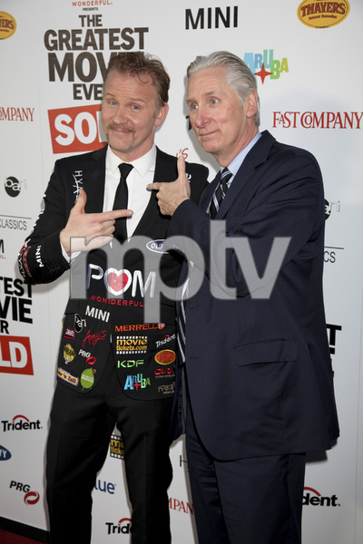 """The Greatest Movie Ever Sold"" Premiere Morgan Spurlock4-20-2011 / ArcLight Cinemas / Hollywood CA / Sony Pictures Classics / Photo by Imeh Akpanudosen - Image 24045_0214"