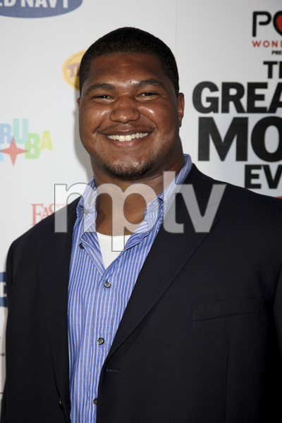 """""""The Greatest Movie Ever Sold"""" Premiere Calais Campbell4-20-2011 / ArcLight Cinemas / Hollywood CA / Sony Pictures Classics / Photo by Imeh Akpanudosen - Image 24045_0302"""