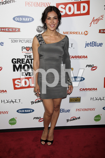 """""""The Greatest Movie Ever Sold"""" Premiere Carla Ortiz4-20-2011 / ArcLight Cinemas / Hollywood CA / Sony Pictures Classics / Photo by Imeh Akpanudosen - Image 24045_0318"""