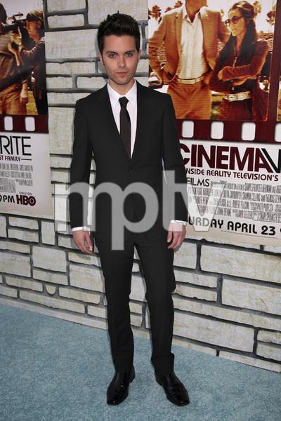 """Cinema Verite"" Premiere  Thomas Dekker4-11-2011 / Paramount Theater / Hollywood CA / HBO / Photo by Imeh Akpanudosen - Image 24046_0136"