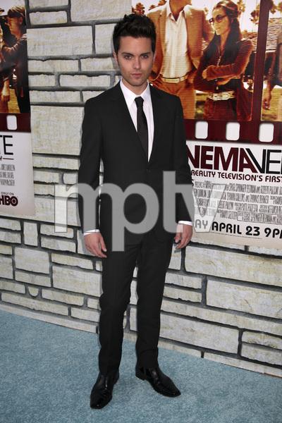 """Cinema Verite"" Premiere  Thomas Dekker4-11-2011 / Paramount Theater / Hollywood CA / HBO / Photo by Imeh Akpanudosen - Image 24046_0137"