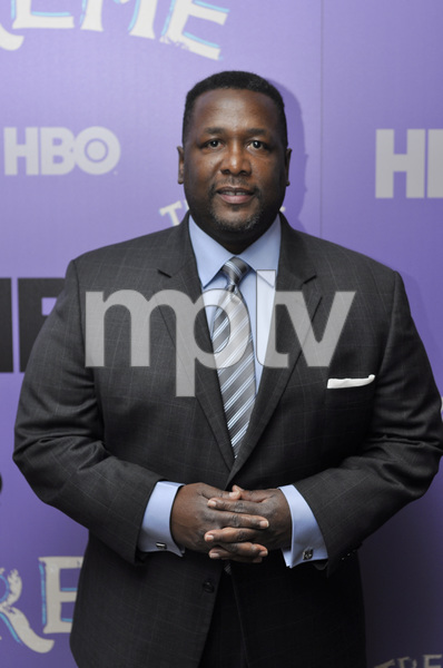 """""""Treme"""" PremiereWendell Pierce4-21-2011 / Museum of Modern Art / New York NY / HBO / Photo by Eric Reichbaum - Image 24047_0014"""