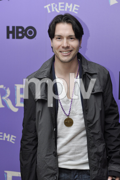 """Treme"" PremiereJon Seda4-21-2011 / Museum of Modern Art / New York NY / HBO / Photo by Eric Reichbaum - Image 24047_0019"