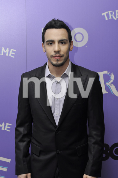 """""""Treme"""" PremiereVictor Rasuk4-21-2011 / Museum of Modern Art / New York NY / HBO / Photo by Eric Reichbaum - Image 24047_0038"""