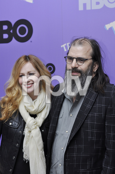 """""""Treme"""" PremiereSteve Earle4-21-2011 / Museum of Modern Art / New York NY / HBO / Photo by Eric Reichbaum - Image 24047_0041"""