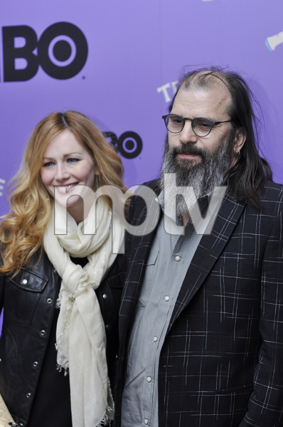 """Treme"" PremiereSteve Earle4-21-2011 / Museum of Modern Art / New York NY / HBO / Photo by Eric Reichbaum - Image 24047_0042"